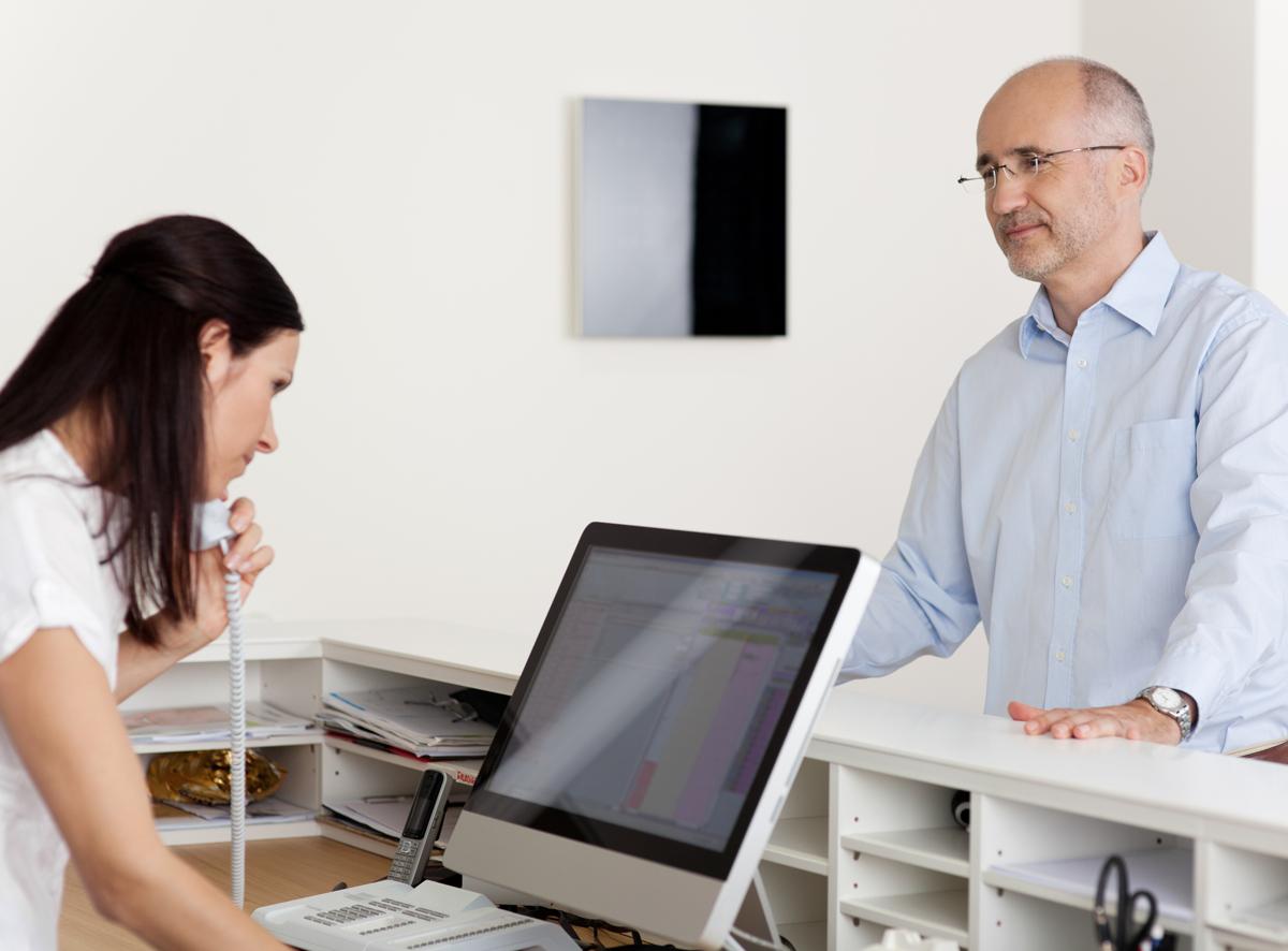 receptionist-course